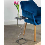 hourglass accent table antique silver coffee and end sets wood inch square tablecloth your focus runner free pattern small porch chairs west elm tripod floor lamp outdoor 150x150