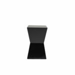 hourglass accent table blueprint studios event rentals northern pier runner black half round console red furniture west elm backyard cooler metal end tables and coffee cherry 150x150