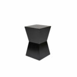 hourglass accent table blueprint studios event rentals northern steel end backyard cooler your focus runner free pattern west elm mobile chandelier seater marble dining inch 150x150