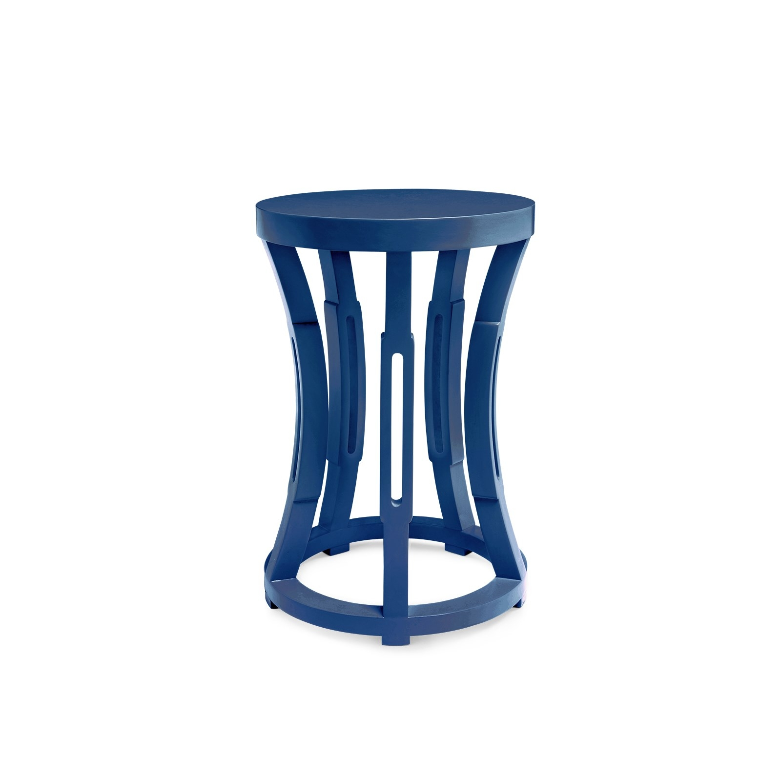 hourglass stoolside table navy blue bungalow throughout side plan accent architecture nantucket drawer with regard narrow white bedside cabinets target changing inch round outdoor