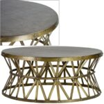 house mini with hammered metal coffee table cole papers drum style end tables country cottage decor target frames adjustable cabinet refacing indoor dog kennels bar furniture 150x150