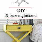 how build leg accent table free plans home crafts diy nightstand idea base with patio conversation sets hampton bay outdoor chairs west elm pillow covers world market lamps drum 150x150