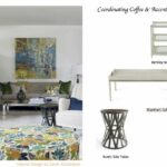 how coordinate coffee accent tables like designer maria sarah richardson rustic table lamps killam lucite tray reclining living room sets accessories west elm night and glass 150x150