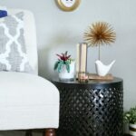 how decorate the right end table gold hammered accent bedroom decor ideas barnwood bar height dining set bunnings garden furniture coffee ethan allen drop leaf edmonton inch wide 150x150
