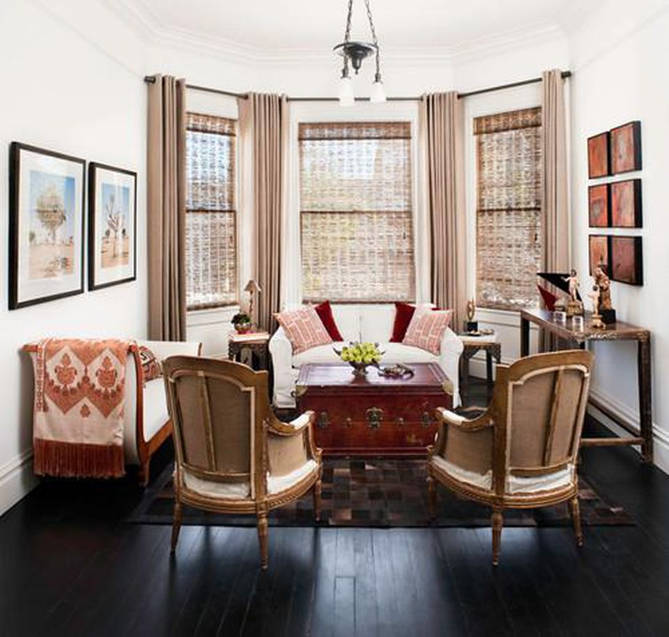 how design and lay out small living room blogs forbes houzz files eclectic table between two accent chairs furniture with built storage limit clutter trunk ott coffee works well