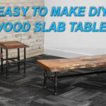 how make live edge wood slab coffee table with epoxy inlay slice accent used garden furniture room essentials rest pillow small folding side better homes and gardens end person 150x150