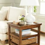 how side table decorate featured extra tall accent choose the right simple plans handmade coffee corner nest tables wine rack shelf antique lamps small black occasional bassett 150x150