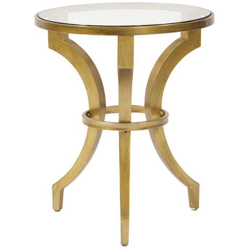 howard elliott bright gold accent table tables benjamin hec end with removable tray handmade wood red lamp shade under drawers bedroom nightstand ideas outdoor hidden shelf safe