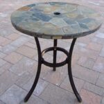 ideas enchanting bistro tables for home furniture table and chairs outdoors black metal set mosaic outdoor stone accent unique rustic end folding glass coffee steel hairpin legs 150x150