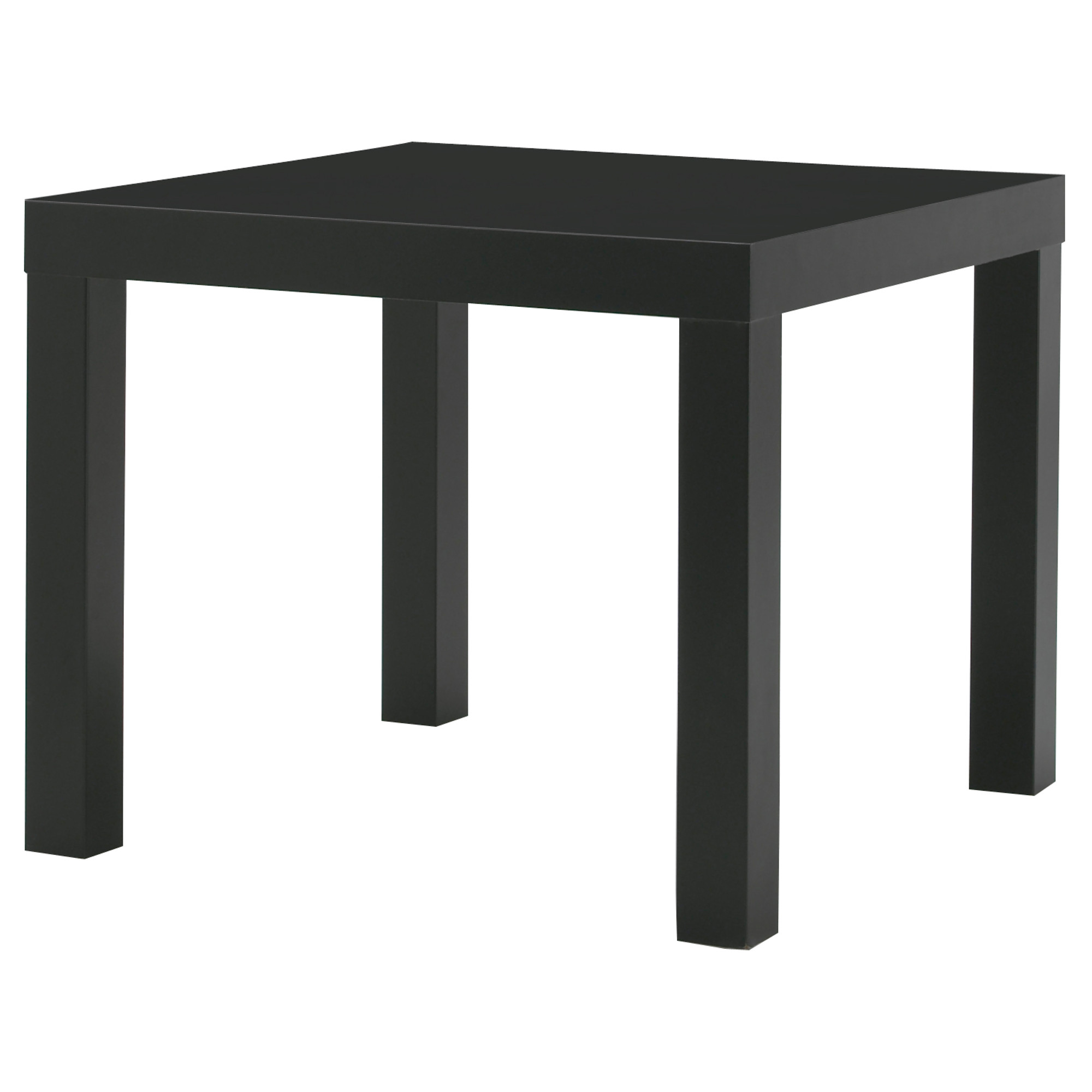 ikea lack side table black easy assemble accent tables for living room cylinder lamp modern lucite legs and bases target marble top carpet threshold trim luxury garden furniture