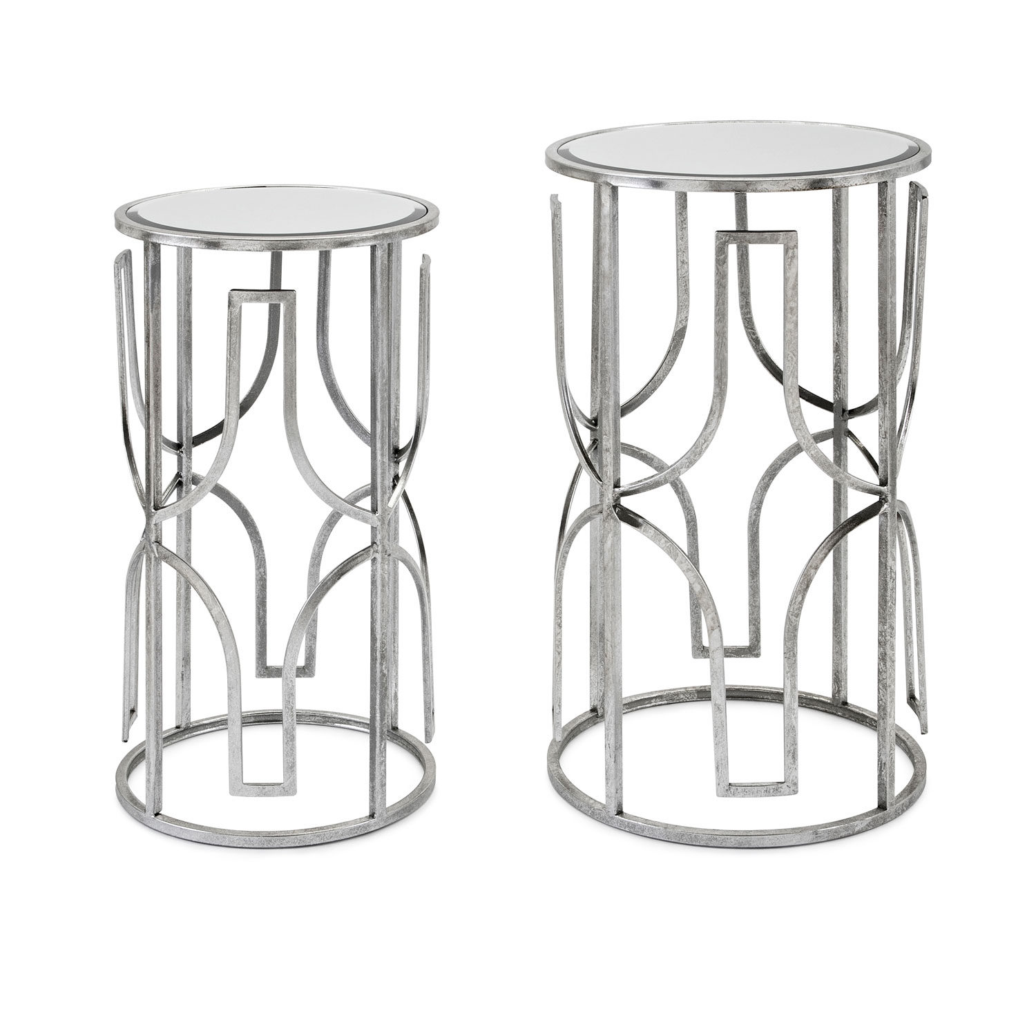 imax florence mirror accent tables set bellacor table and hover zoom modern outdoor cool bedside lamps blue white ginger jar lamp round ships lantern kitchen with wine rack