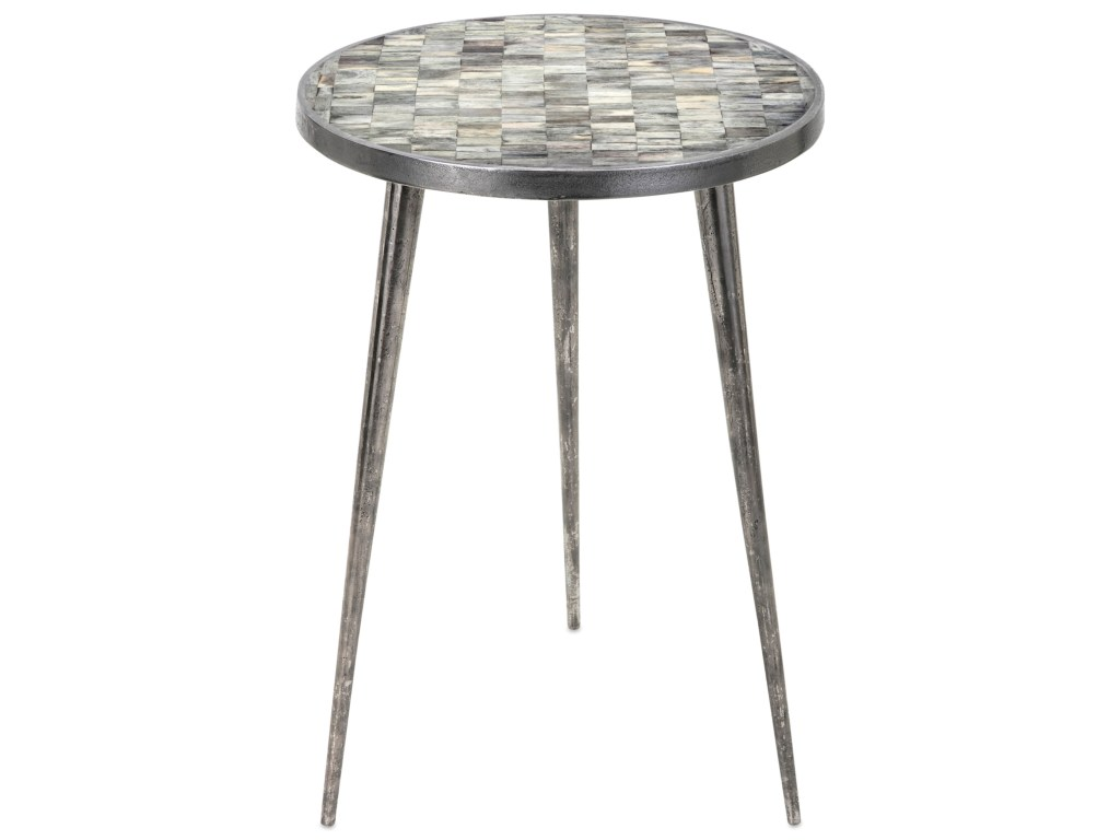 imax worldwide home accent tables and cabinets bolton bone top drink products color black metal table cabinetsbolton target yellow side tablecloths for large round wall console