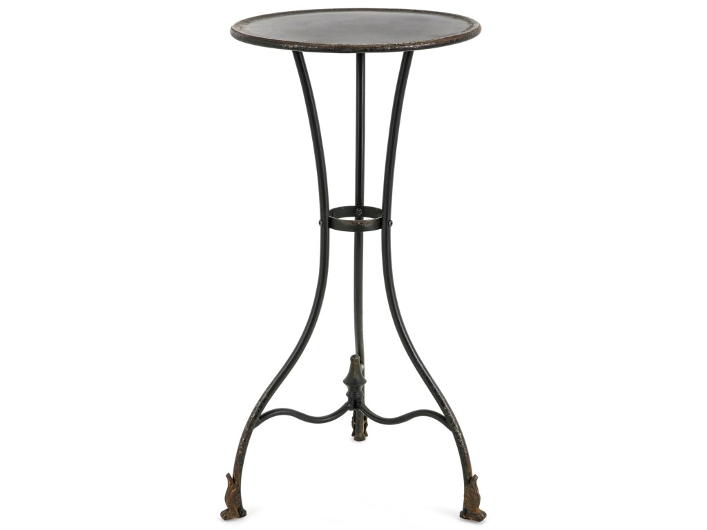 imax worldwide home accent tables and cabinets cliffton large metal products color vanora table piece patio set inch tall side new coffee vintage ethan allen furniture round glass
