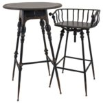 imax worldwide home accent tables and cabinets crestly metal bar products color small under cabinetscrestly table drop leaf end geometric lamp backyard furniture plastic patio 150x150