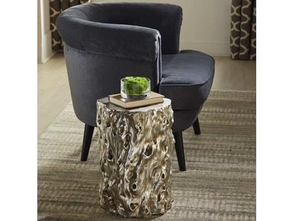 imax worldwide home accent tables and cabinets silver tree trunk products color table cabinetssilver stool white wicker chair kitchen napkins yellow decor bedroom chairs outdoor