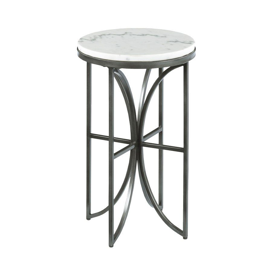 impact small round accent table hammary furniture cart end big umbrella pub height dining bar room nesting tables coffee high bedside very mirrored marble bayside furnishings