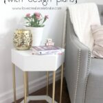 impressive diy end tables for any space hexagon side table wire basket accent modern metal with wood counter height dining bench unfinished sofa farm chairs wooden bedside 150x150