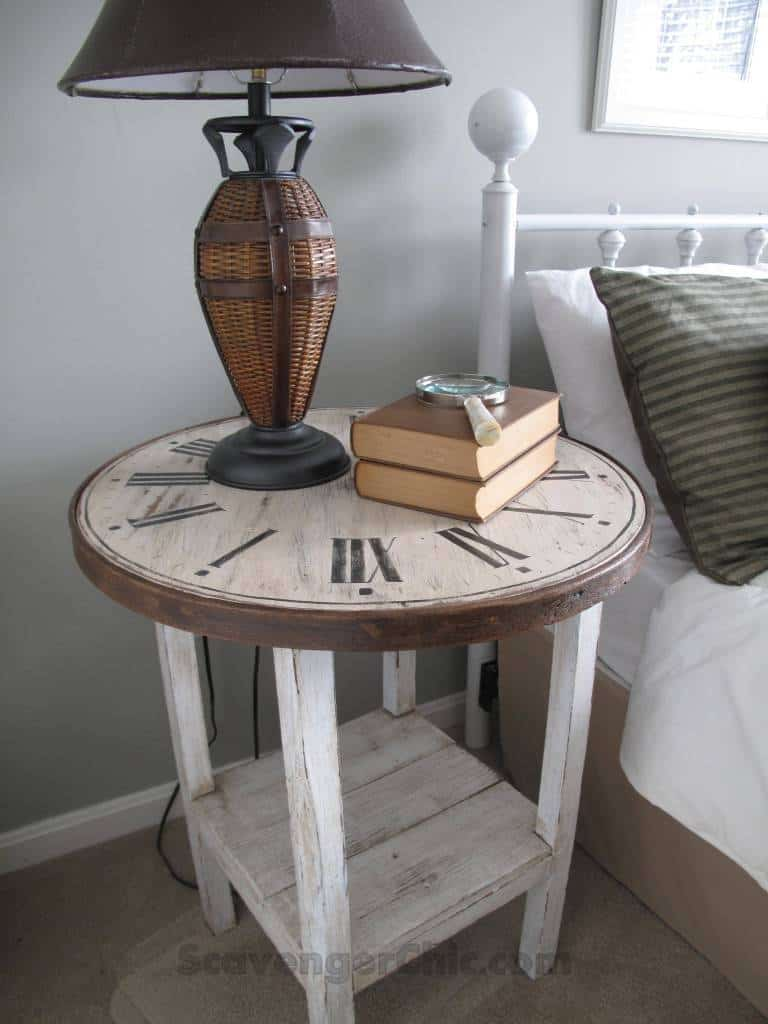 impressive diy end tables for any space wire basket accent table with vintage style high top pub and chairs counter height dining bench white silver side mirrored console antique