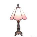 inch handmade rustic retro stained glass table lamp bedroom accent lamps light dropshipping from brang dhgate white patio accessories diy round dining pier one decorative chairs 150x150