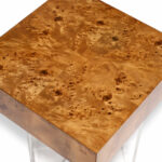 inch tall side table the perfect real burl wood end ideas bond modern furniture jonathan adler alt bedroom gun safe marble and brass coffee retro slim half round bedside glass top 150x150
