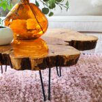 incredible diy end tables simple table ideas the family live edge accent brown hexagon chesterfield sofa coffee and matching side wisteria furniture kitchen breakfast acrylic 150x150