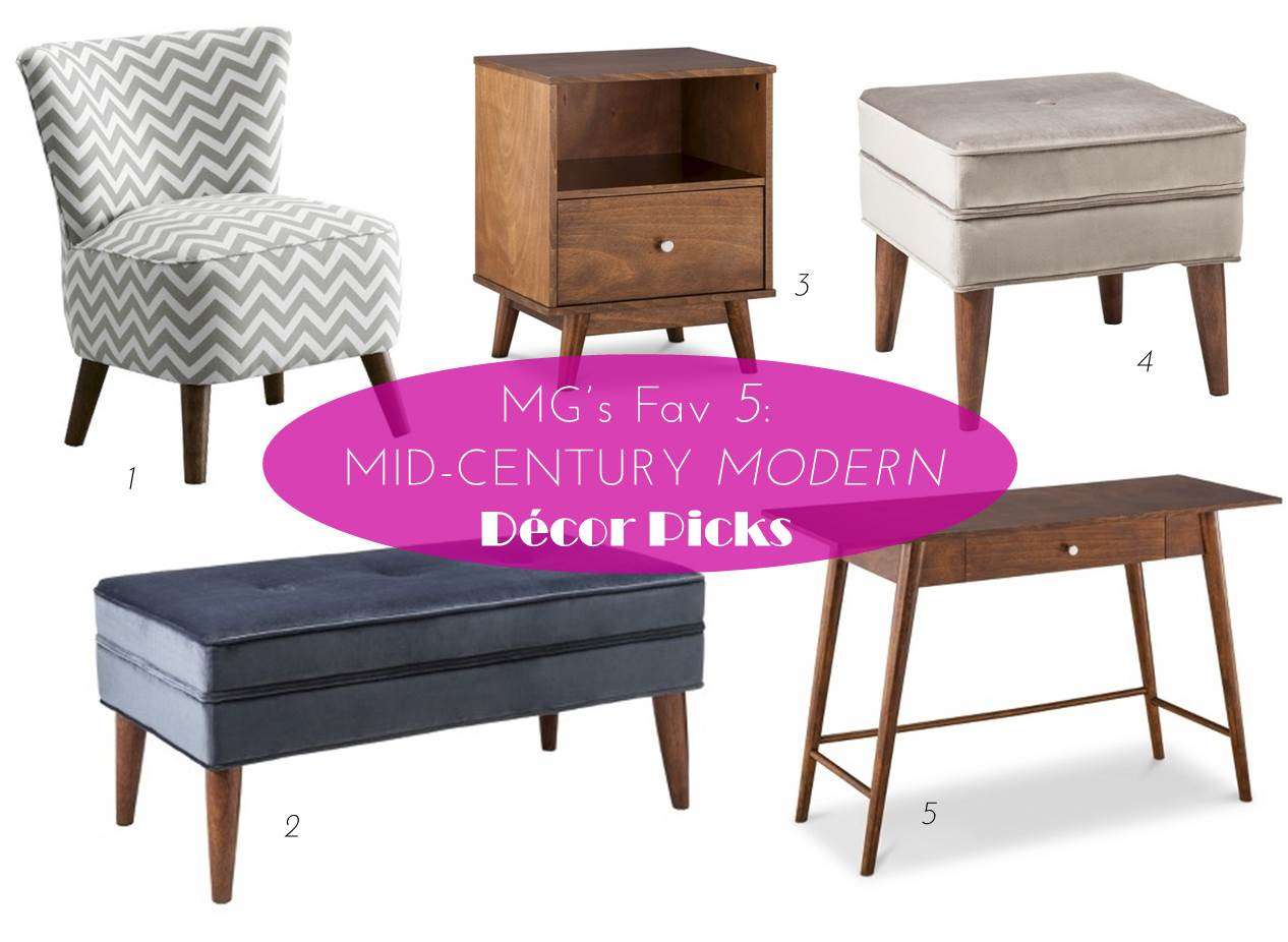 incredible target mid century modern accent table room essential decor from midtown girl amy chandra furniture coffee chair dresser dining nightstand essentials white elegant