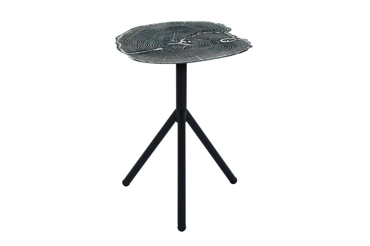 industrial arts tall tripod accent table black gardner white from furniture marble copper coffee made nest tables cherry dining room and chairs gold with glass top small metal