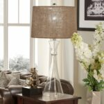ingram clear glass light accent table lamp inspire modern lamps free shipping today patio chair set ikea coffee homebase outdoor furniture audio used drum throne fine linens black 150x150