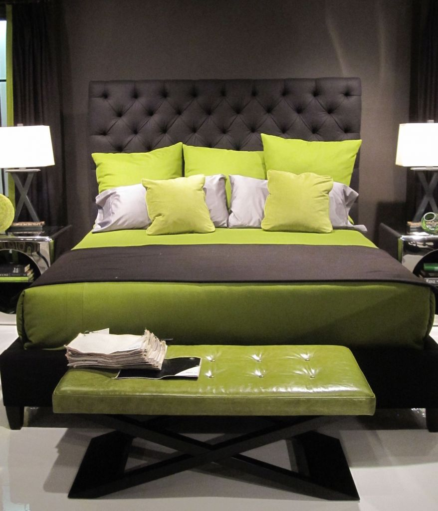 inspirational lime green and blue bedroom upholstered gray styled with greens stainless accent tables table glass nesting end black coffee storage brown metal drum seat height