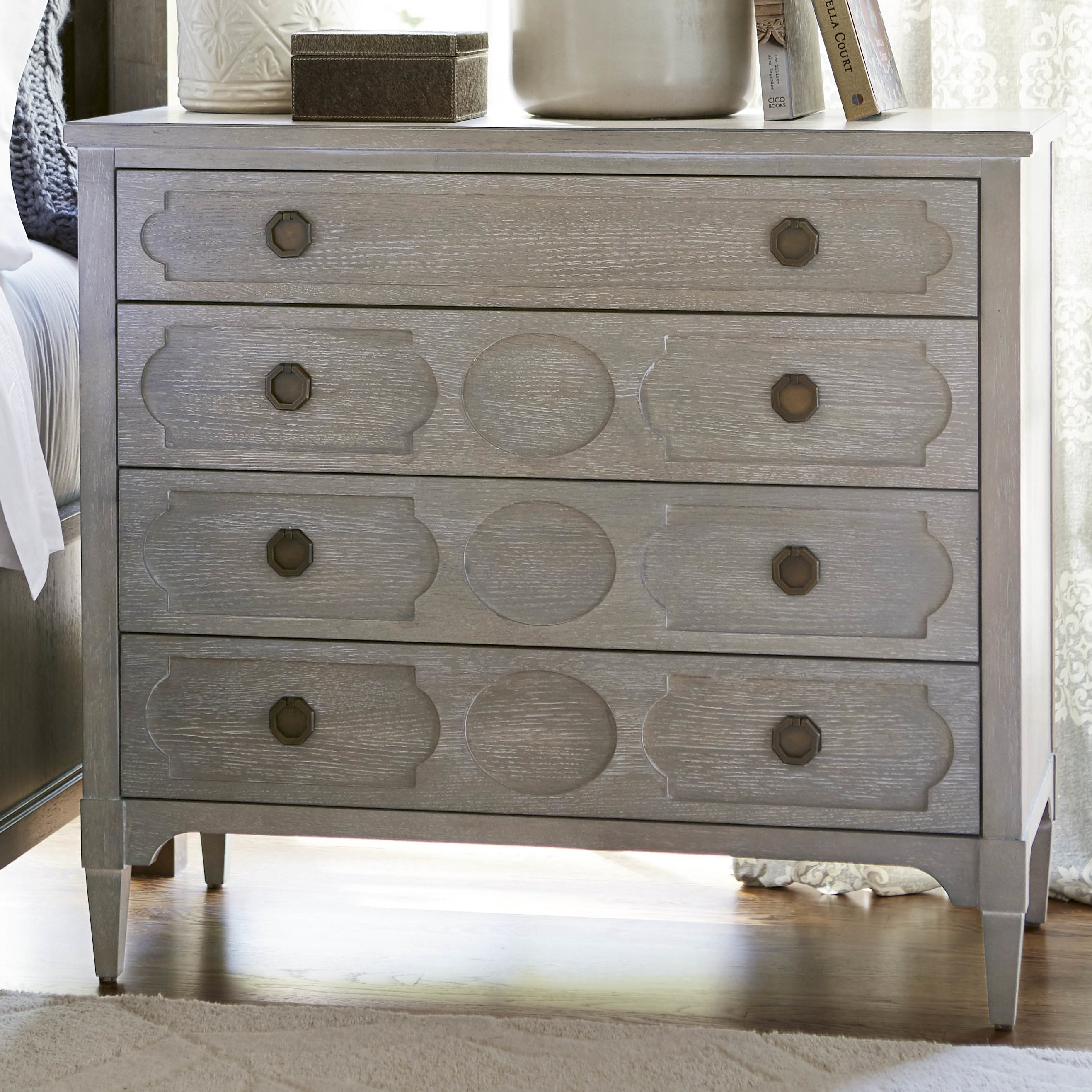 inspirations interior small storage design ideas with accent chest mirrored drawers handpainted cabinets furniture hall chests tall cabinet painted tables gold round end table