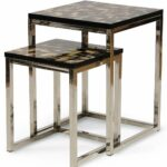 instyle decor beverly hills side tables end lamp contemporary accent strip between carpet and wood small mosaic outdoor table used patio furniture modern dining brass concrete top 150x150