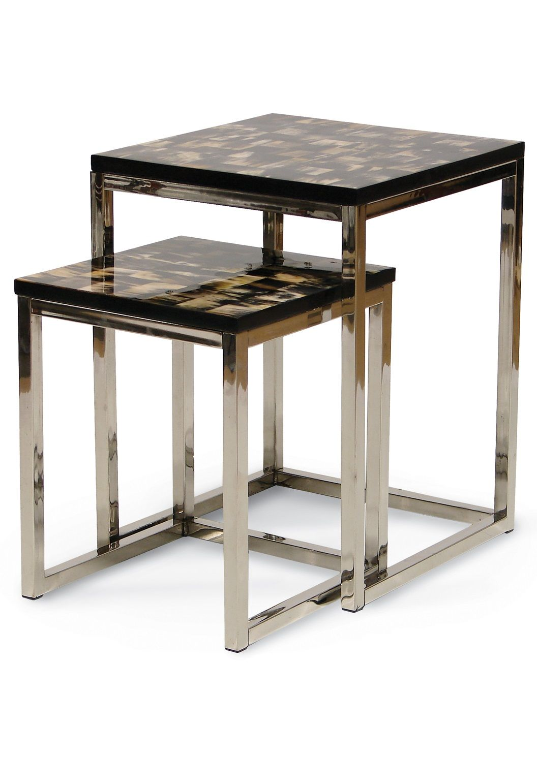 instyle decor beverly hills side tables end lamp contemporary accent strip between carpet and wood small mosaic outdoor table used patio furniture modern dining brass concrete top