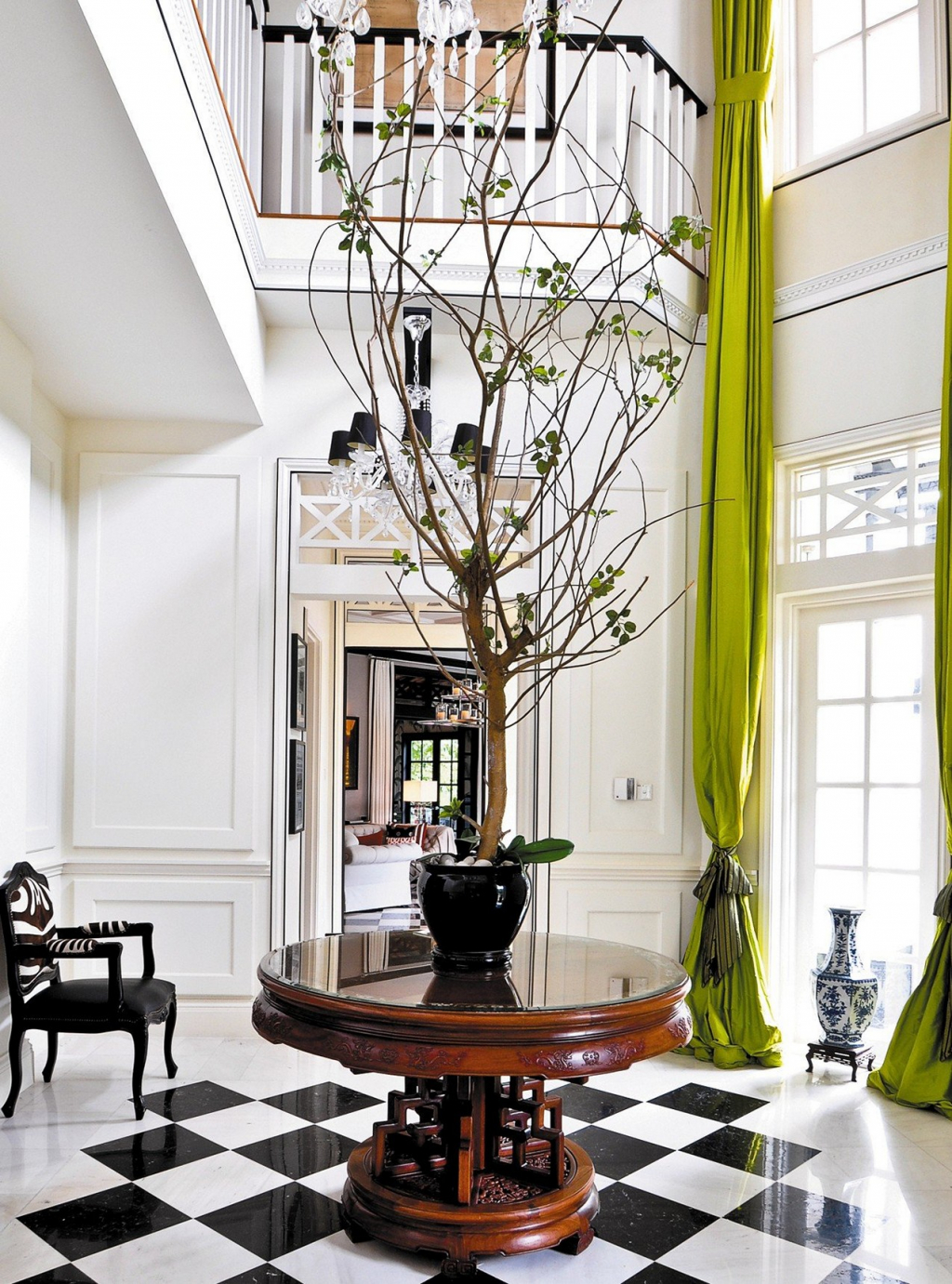 interior round foyer tables awesome accent table rutherford luxury ideas pedestal patio umbrellas silver trunk coffee ashley signature large drop leaf dining small rectangular