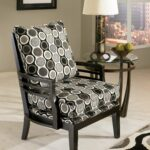 interior round grey white black home accent chair motif matched chairs with table chrome lamp glass attractive for beautiful acrylic nesting tables decorative stands living room 150x150