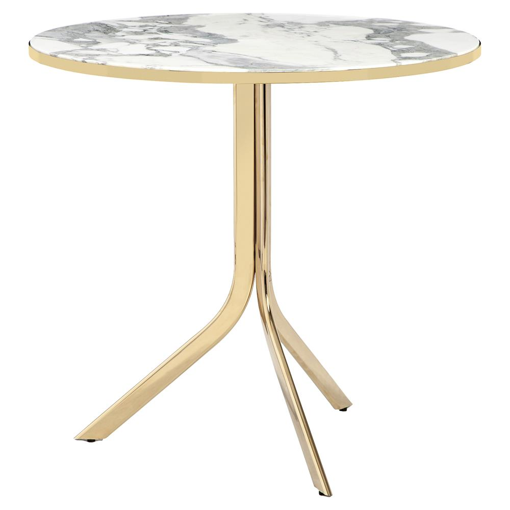 interlude carina modern brass marble folding bistro table kathy product accent kuo home corner cabinet dining room pool battery operated bedside lights pottery barn benchmark