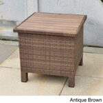 international caravan barcelona contemporary resin wicker aluminum outdoor storage side table foldable accent brown tiffany pond lily lamp ott coffee ikea marble and chrome unique 150x150