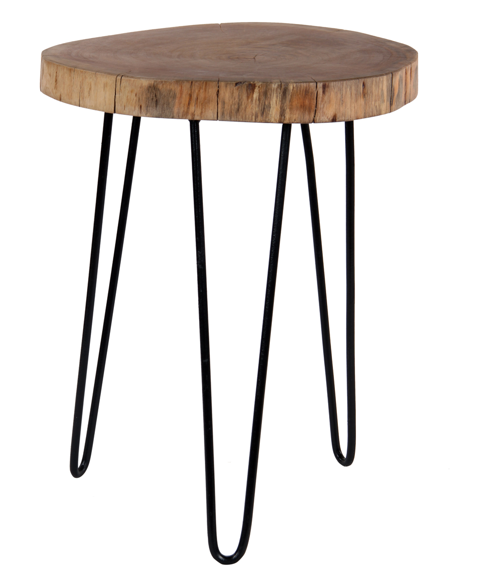 intrade global acacia wood round accent table set two zulily alt brown alternate pier one and chairs clear acrylic end dark tables with storage knotty pine bedroom furniture