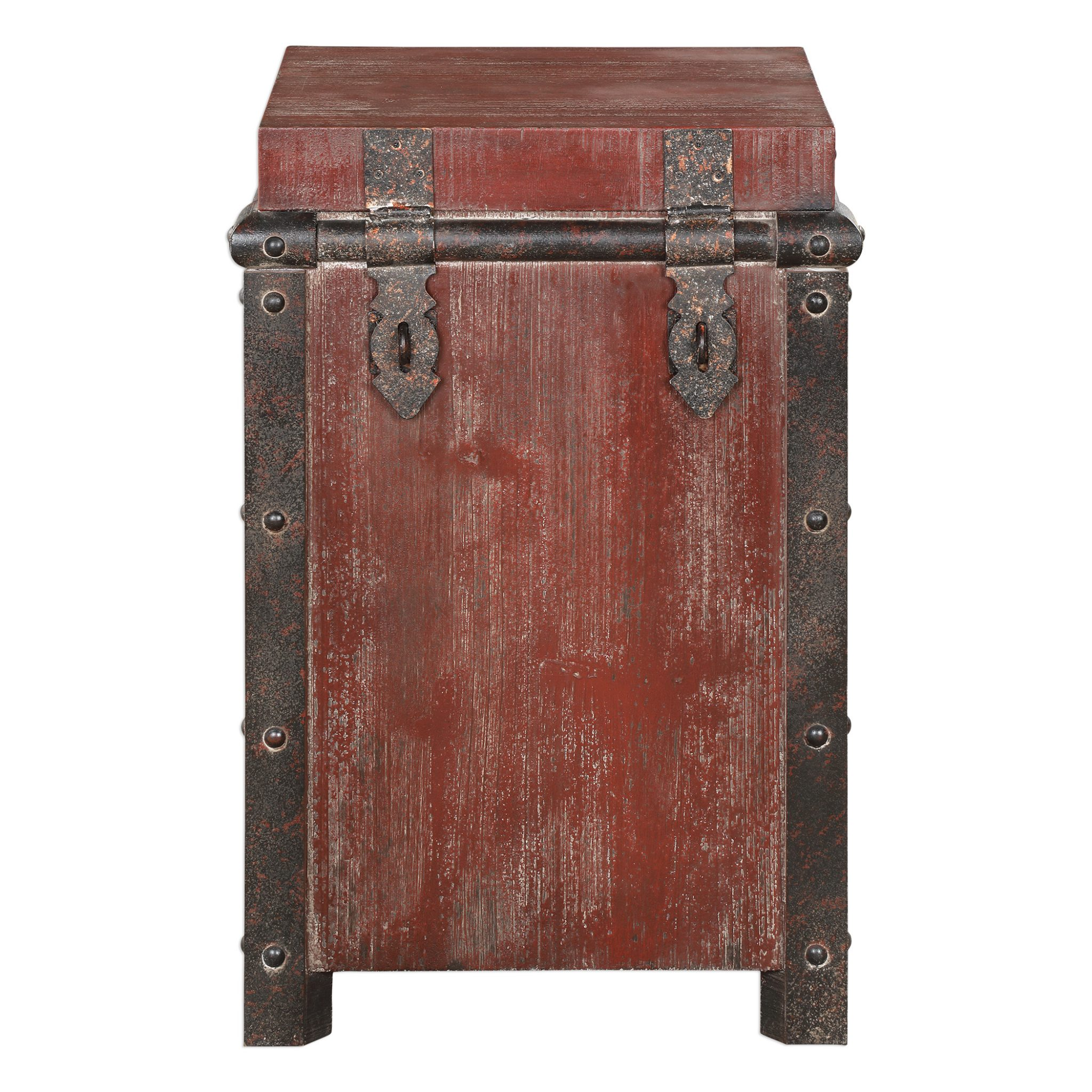 isaac wine red accent table furn wood inch round tablecloth inexpensive kitchen sets side with drawers living room white cloth tablecloths wrought iron occasional tables west elm