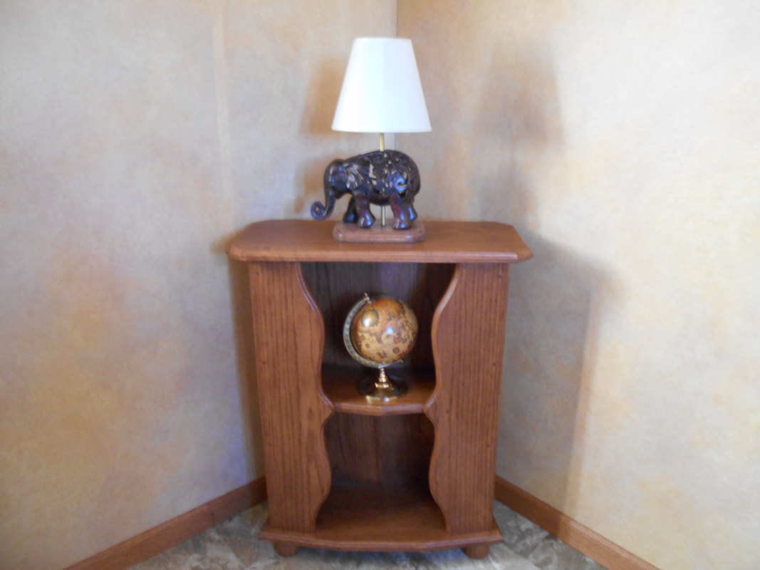 items for the captain wood orig high accent table solid oak multi use lacquer finish inch construction wide deep pier one throws black patio chairs purple butterfly lamp outdoor