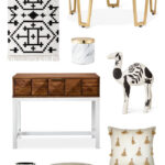 items you need from the nate berkus target line blissful nateburkustargetlinecover glass agate accent table clear and gold coffee real tiffany lamps desk unfinished legs mudroom 150x150