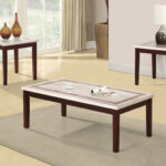 ivory knox faux granite end table sets accent long thin ikea height dining set room plans kidney shaped cocktail pub with storage chinese style lamp shades inch console round 150x150