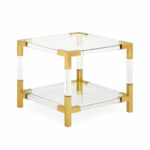 jacques tier accent table tiered metal wide floor threshold white linen runner espresso folding cherry oak end tables gray nightstand vintage two inch round ashley furniture 150x150