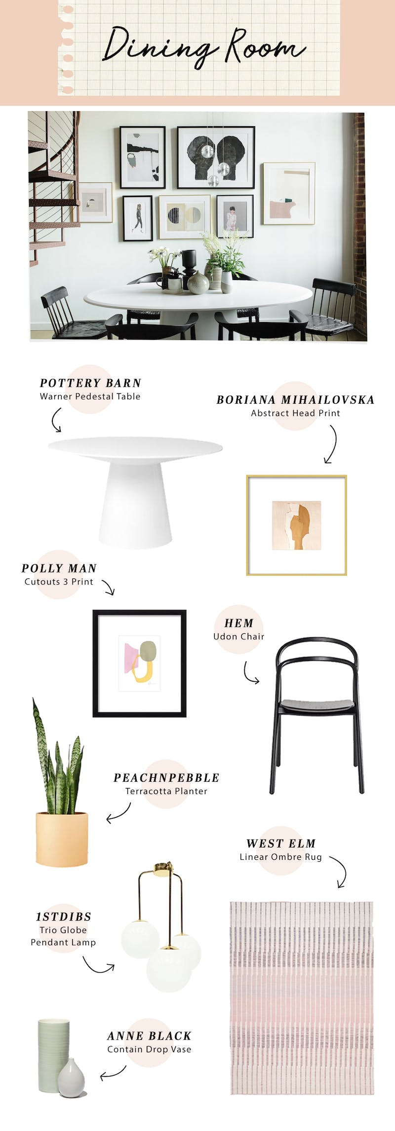 jamie chung mini apartment decor ideas get the look dining room pottery barn accent table brit coastal lamps cottage drum throne with backrest wells chair dividers large turned
