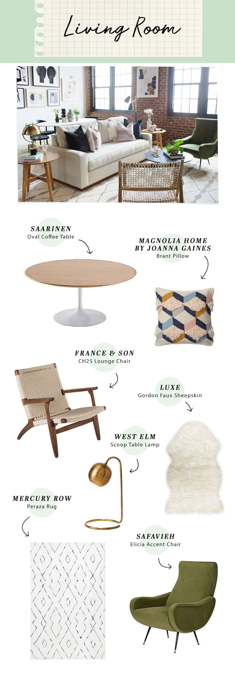 jamie chung mini apartment decor ideas get the look living room pottery barn accent table brit best patio furniture small outside and chairs affordable white slim side wood dining