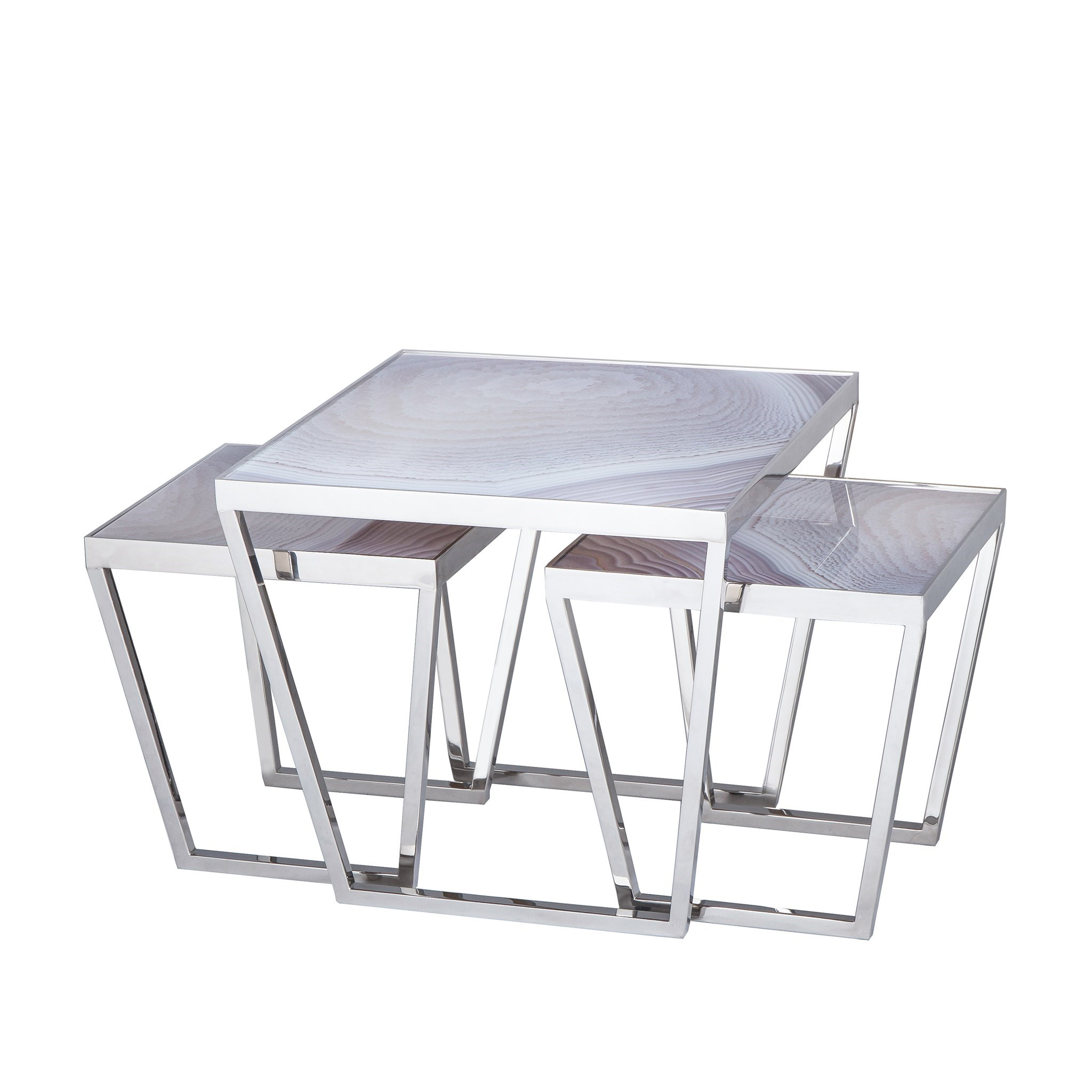 jaxson bunching coffee table natural agate tables glass accent sonder living cordless lamps for room kitchen cupboards designer and chairs round wood nesting outdoor bunnings