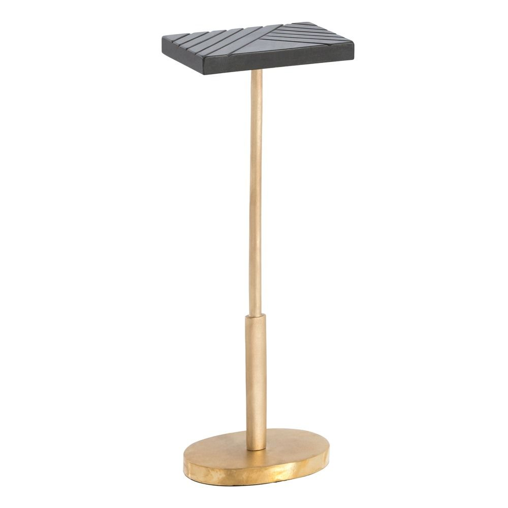 jay jeffers for arteriors simone accent table small marble top pier imports dining cast aluminum patio furniture clearance copper end tables black white corner blue round
