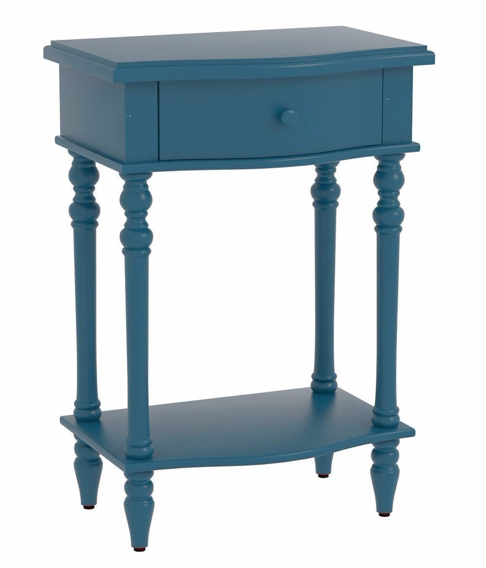 jefferson accent end table with drawer finishes urbanest tables inch wide nightstand tiffany lamp base turquoise dresser homegoods console worlds away little white drawers target