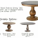 jessica stout design seen fixer upper house the woods accent table world market luca round pedestal cooper dining blanca target threshold gold side rustic style coffee country 150x150
