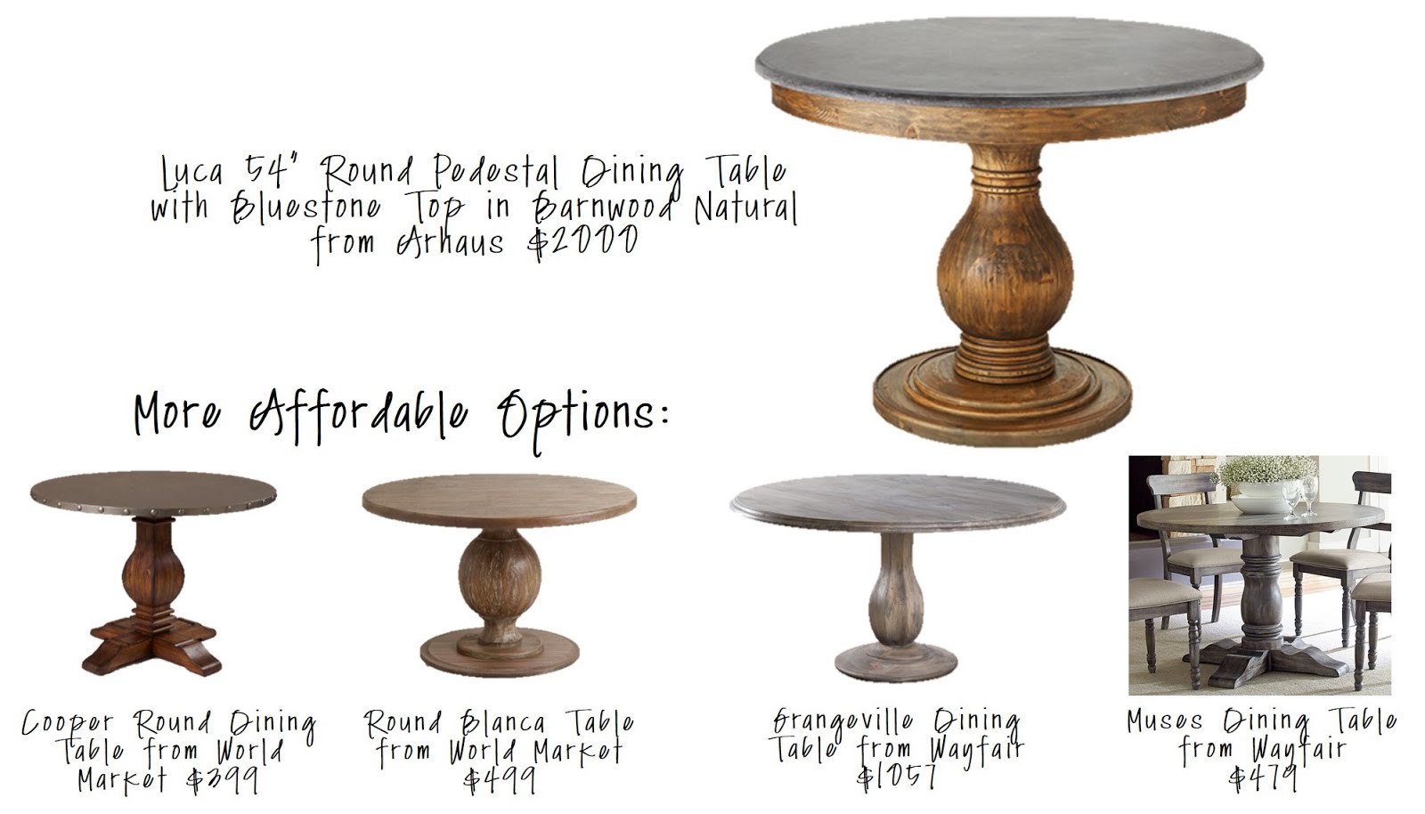 jessica stout design seen fixer upper house the woods accent table world market luca round pedestal cooper dining blanca target threshold gold side rustic style coffee country