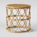 jewel round side table opalhouse target dream home timber mirrored dresser contemporary hallway furniture tommy bahama simple plans rose gold end gingham tablecloths garden 150x150